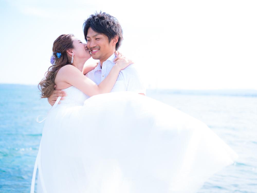 【撮影レポート】青い海輝くビーチ撮影