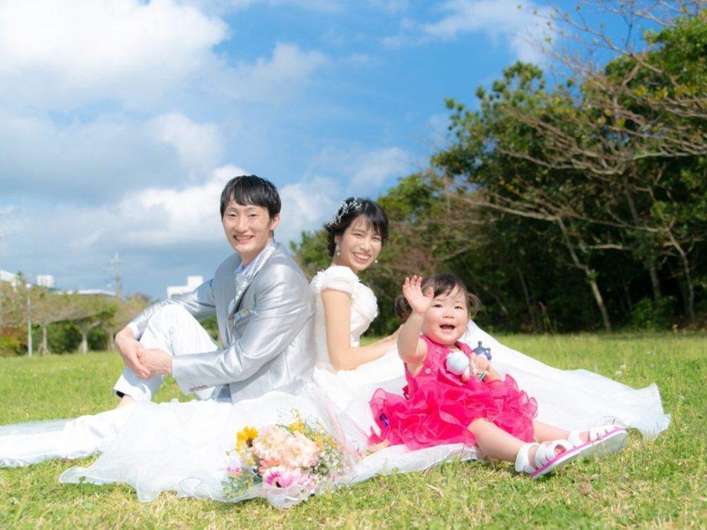 サプライズ♪結婚2周年記念のウェディング撮影♡