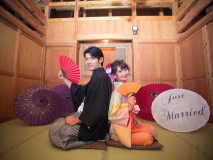 【撮影レポート】琉球古民家で着物撮影