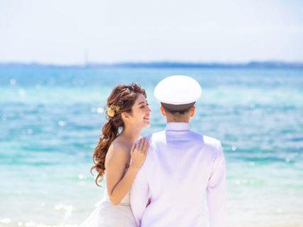 【撮影レポート】青い空と海と白い制服