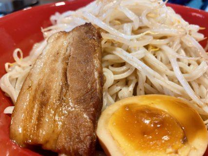 沖縄そば麺を使ったつけ麺、新感覚の沖縄そば!(恩納村)