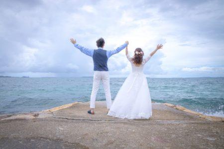 【撮影レポート】雨上がりでも美しい空と海で☆笑顔で楽しく撮影!