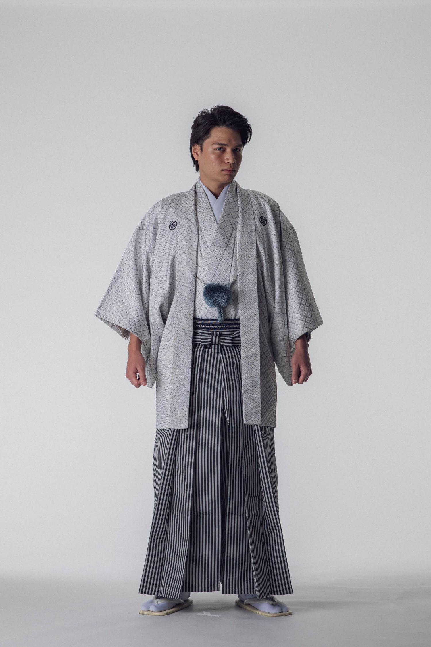 和装 紋付羽織袴