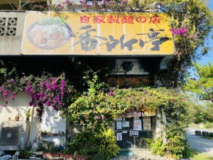 伝統の味、おすすめの老舗沖縄そば(読谷村)